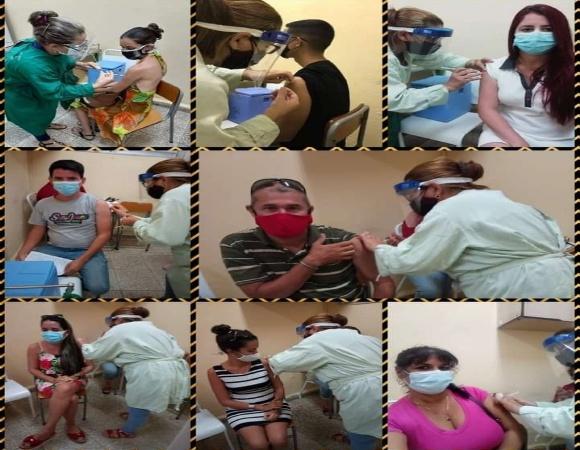 Abdala en los hombros de la prensa camagüeyana (+ Fotos)