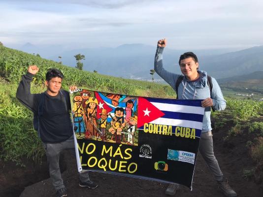 Contra el bloqueo: Latinoamérica y la dignidad cubana (+ Foto y Audio)