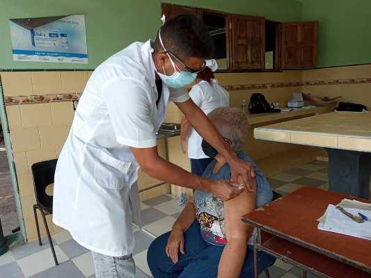 Abdala continues immunizing in Camagüey
