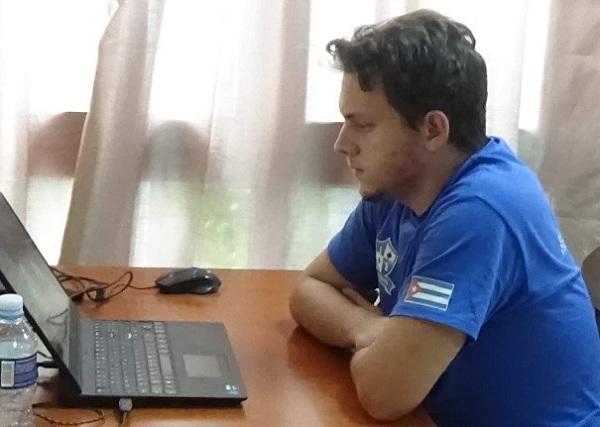 Cuba 1 a octavos de final en Mundial Online de Ajedrez (+Foto)