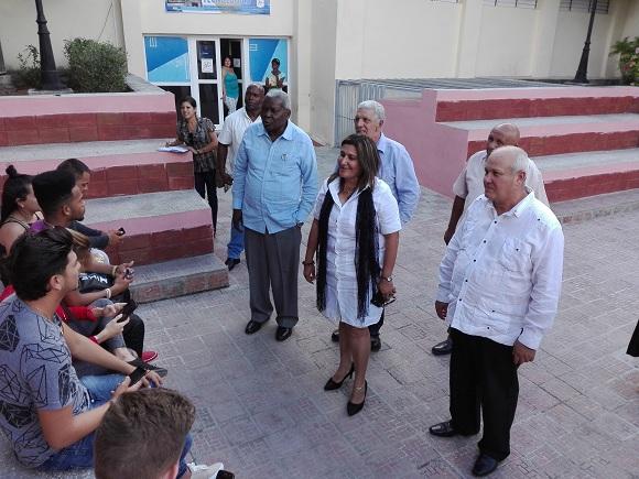 Recorre Esteban Lazo sitios de interés de la capital camagüeyana (+ Fotos)
