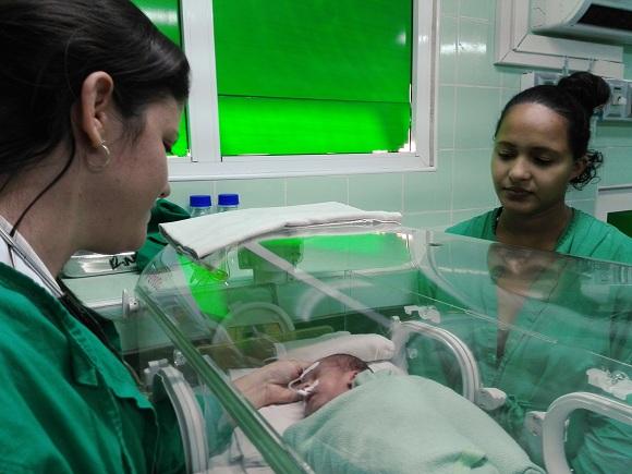 Muestra favorables resultados la cirugía pediátrica en Camagüey (+ Audio)