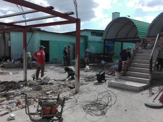 Avanzan obras constructivas por los 505 años de la ciudad de Camagüey (+ Fotos)
