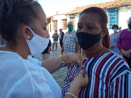 Condecoran en Camagüey a destacados profesionales de la Salud (+ Fotos y Video)