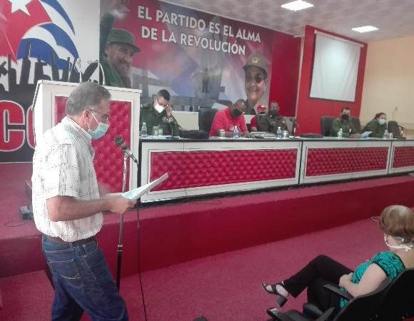 Mantiene Camagüey medidas preventivas ante la Covid-19