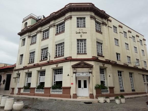 Hotel Santa María, de Cubanacán, recibe en aislamiento a viajeros que arriban a Camagüey (+Post)