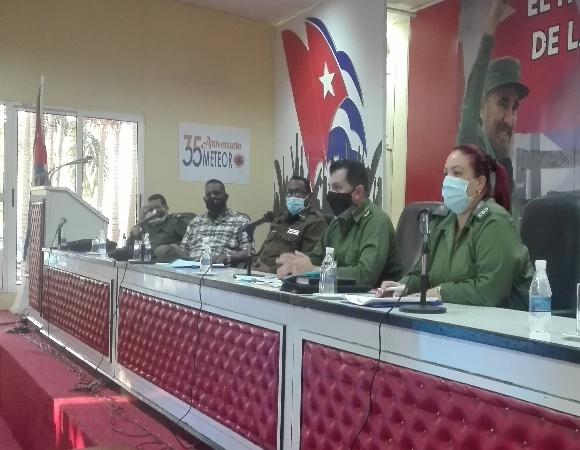 Convocan en Camagüey a cumplir los protocolos establecidos frente a la Covid-19