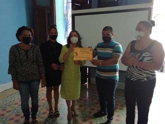 Trabajadores de la Dirección de Justicia en Camagüey transitan Por las sendas de Agramonte (+ Fotos)