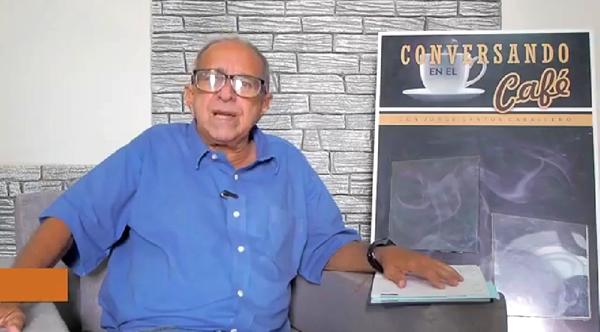 Una década de conversaciones con Jorge Santos