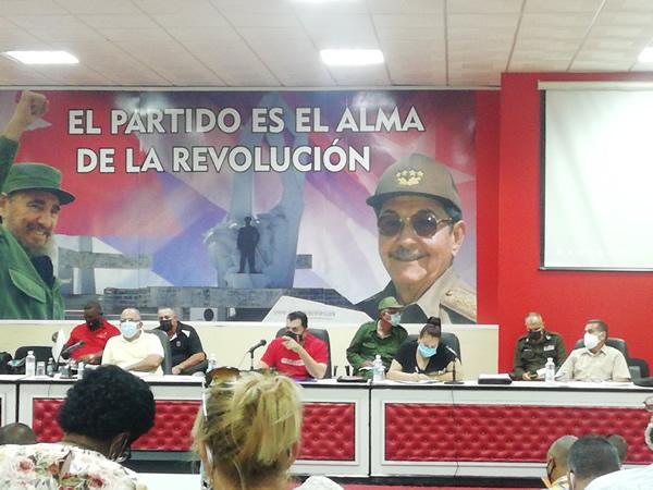 Camagüey exige une plus grande discipline face aux événements de transmission de COVID-19