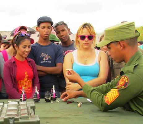En toda Cuba Días Nacionales de la Defensa
