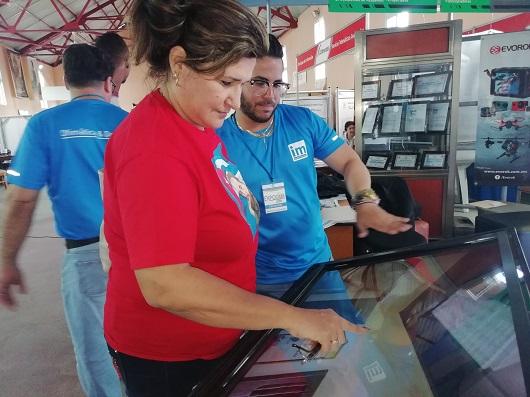 El sector no estatal también es protagonista en ExpoCam 2020 (+Audio, fotos y video)