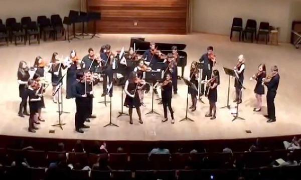 Orquesta estudiantil de Estados Unidos se presentará en Cuba