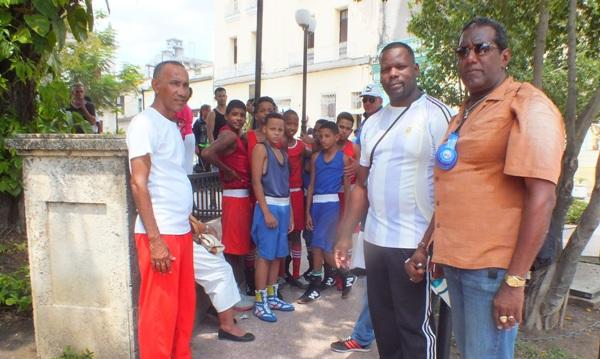 Abanderada delegación camagüeyana Copa Nacional Pioneril