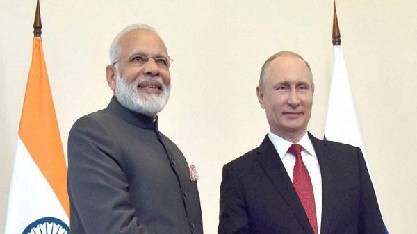 En la India Presidente ruso para Cumbre Bilateral
