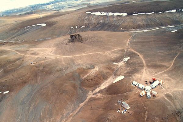 El lugar de la Tierra más parecido a Marte está en Canadá