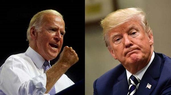 Encuesta apunta a Biden como mejor opción contra Trump por la Casa Blanca