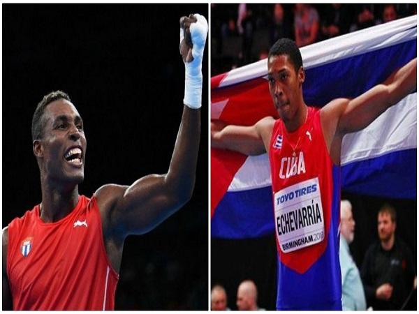 Camagüeyanos La Cruz y Juan Miguel entre los mejores atletas cubanos del 2019