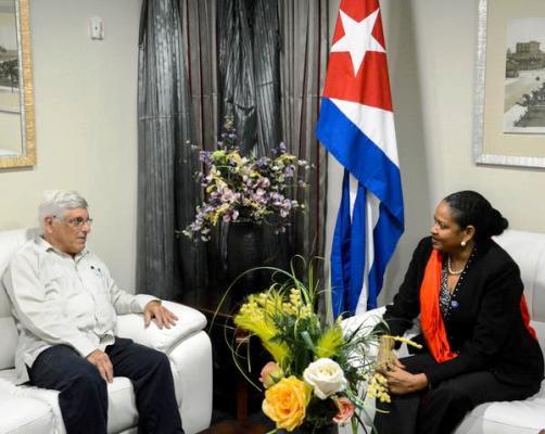En Cuba Secretaria General de Asociación de Estados del Caribe