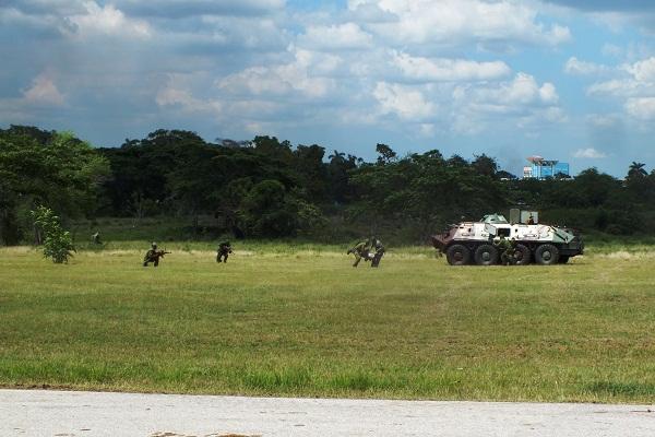 Ejercicio defensivo en Camagüey valida concepto de Guerra de Todo el Pueblo (+Fotos)