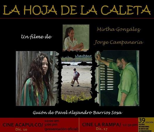 Presentan en Festival de Cine Latinoamericano  filme escrito y codirigido por camagüeyanos