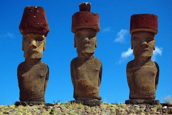 ¿Solucionado el misterio de las estatuas en la Isla de Pascua?