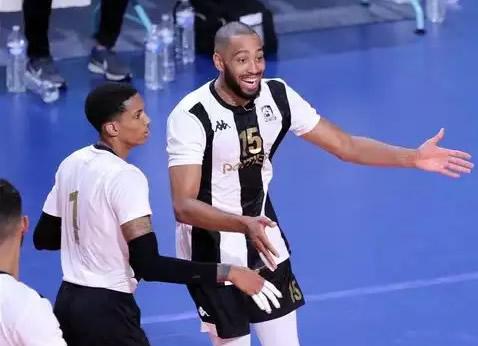 Bonne performance de José Miguel Gutiérrez dans la Ligue de France de Volleyball