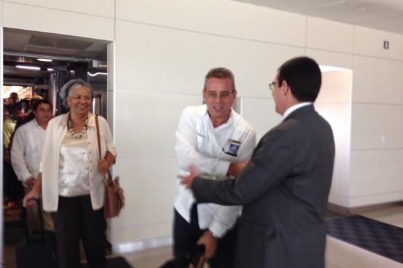 Ministro cubano de Agricultura realiza visita oficial a EE.UU.