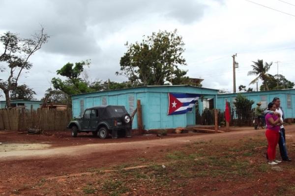 En Los Pilones, Sierra de Cubitas, fueron reparadas 160 viviendas.