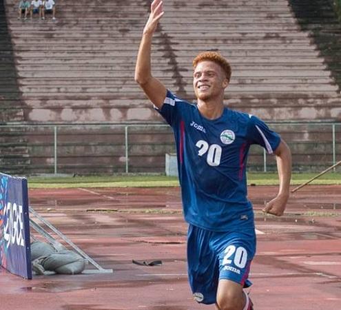 Futbolista camagüeyano anota dos goles en debut cubano en Liga de CONCACAF