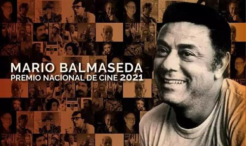 Otorgan Premio Nacional de Cine 2021 al actor Mario Balmaseda