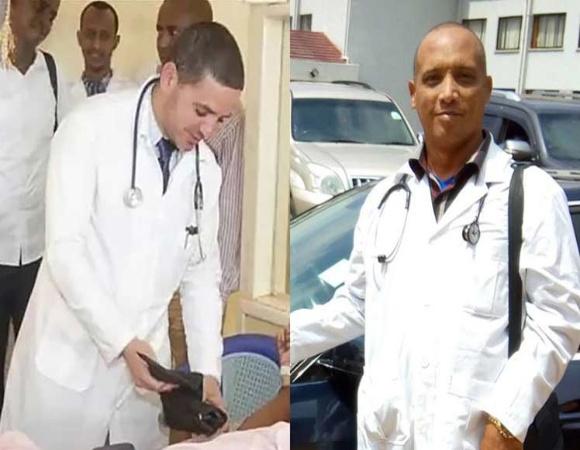 Cuba continúa las gestiones para regreso seguro de médicos secuestrados en Kenya