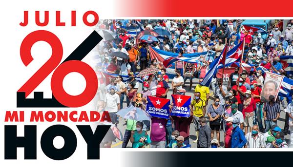 La tradición heroica del Moncada continúa en Camagüey (+ Audio)