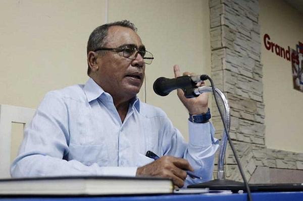 Camagüeyano Borroto asegura que Cuba va por la victoria al preolímpico de Béisbol