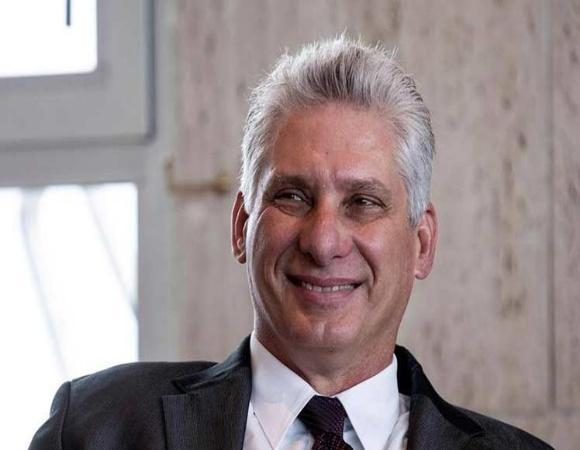 Díaz-Canel destaca avances de Cuba en inmunización contra la COVID-19