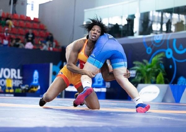 Milaymis Marín da a Cuba segundo título en Mundial sub-23 de Lucha