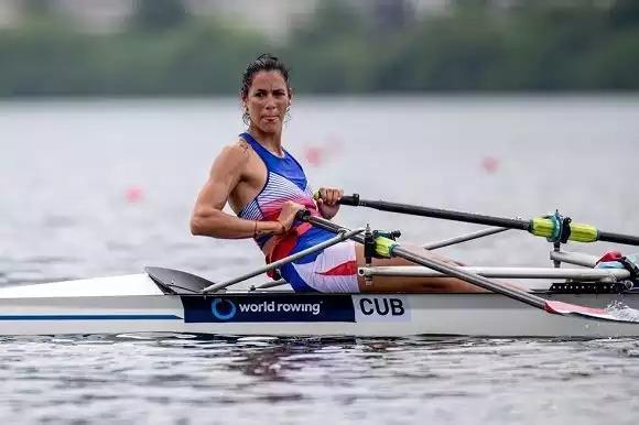 Obtiene remera cubana Milena Venegas boleto para Juegos Olímpicos de Tokio 2020