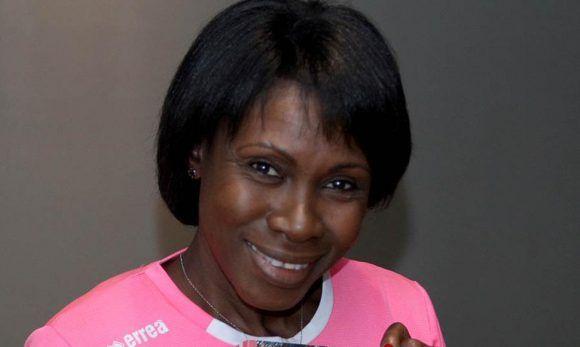 Exvoleibolista Mireya Luis agradece a los trabajadores cubanos de la Salud