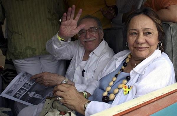 Cuba lamenta deceso de Mercedes Barcha, compañera de vida de Gabo (+ Tuit)