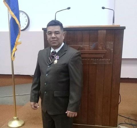 Recibió investigador camagüeyano la Orden Carlos J. Finlay (+ Post)