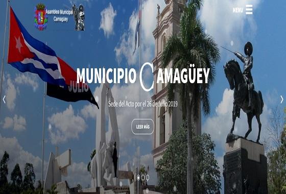 Crecen las acciones en Camagüey a favor del gobierno electrónico