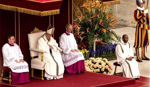 Papa Francisco expresa tristeza y dolor por comunidad cristiana de Sri Lanka