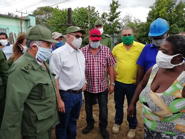 Exhorta Pardo Guerra desde tierras camagüeyanas a proteger el país (+Fotos)