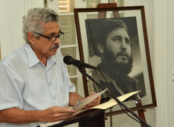 Instituciones martianas de Cuba dedican homenaje a Fidel