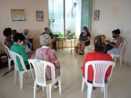 Camagüey: comenzará en mayo implementación del Programa Nacional para el Adelanto de las Mujeres