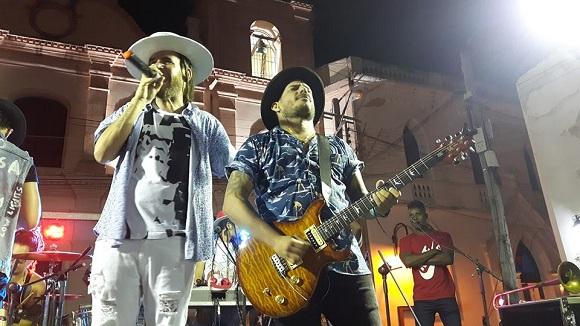 Concierto de Qva Libre en Camagüey este domingo