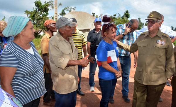 Constatent continuité de travaux recuperativas à Camagüey ( photos)