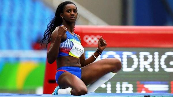Marcha segunda en heptatlón de Mundial de Atletismo, cubana Yorgelis Rodríguez