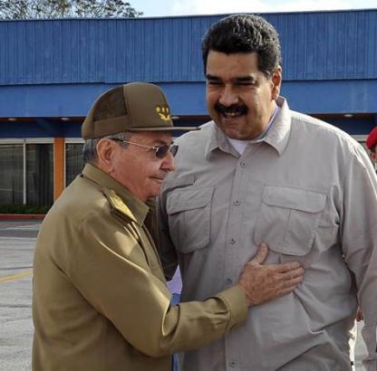 Envía Raúl Castro carta al Presidente de Venezuela