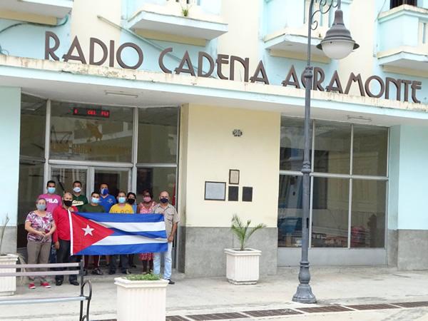 En Camagüey, las calles son de los Revolucionarios